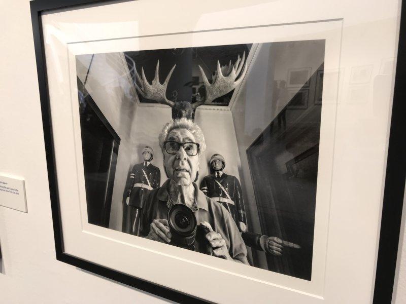 Vue de l'exposition Home, Seize photographes Magnum - Galerie Joseph (17)