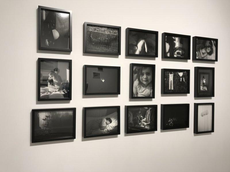 Vue de l'exposition Home, Seize photographes Magnum - Galerie Joseph (2)