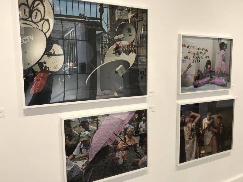 Vue de l'exposition Home, Seize photographes Magnum - Galerie Joseph (22)