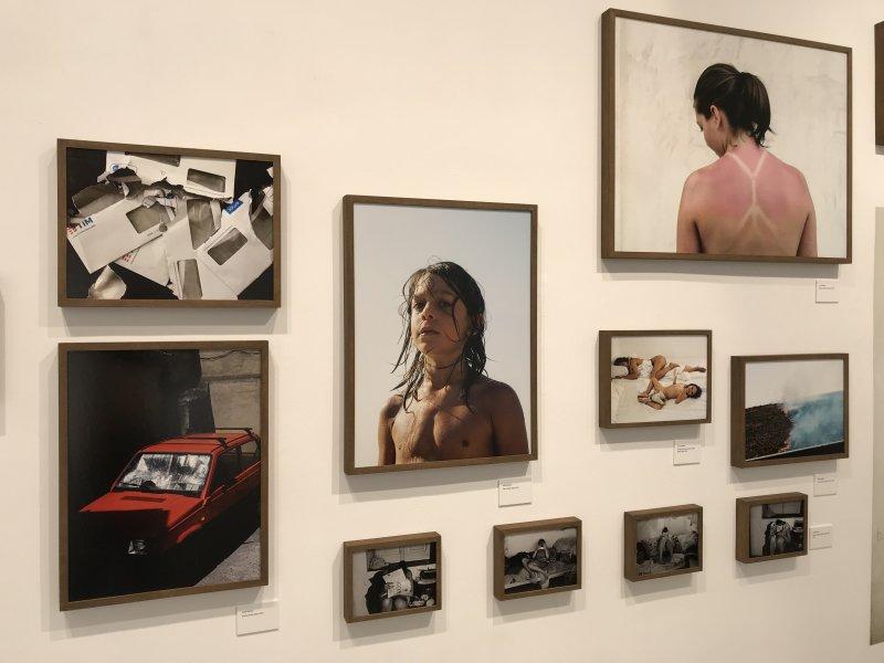 Vue de l'exposition Home, Seize photographes Magnum - Galerie Joseph (23)