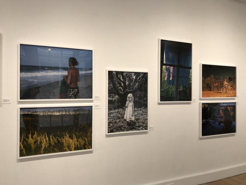 Vue de l'exposition Home, Seize photographes Magnum - Galerie Joseph (24)