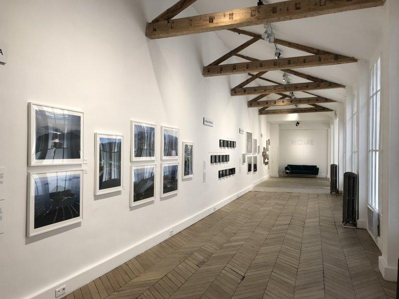 Vue de l'exposition Home, Seize photographes Magnum - Galerie Joseph (25)