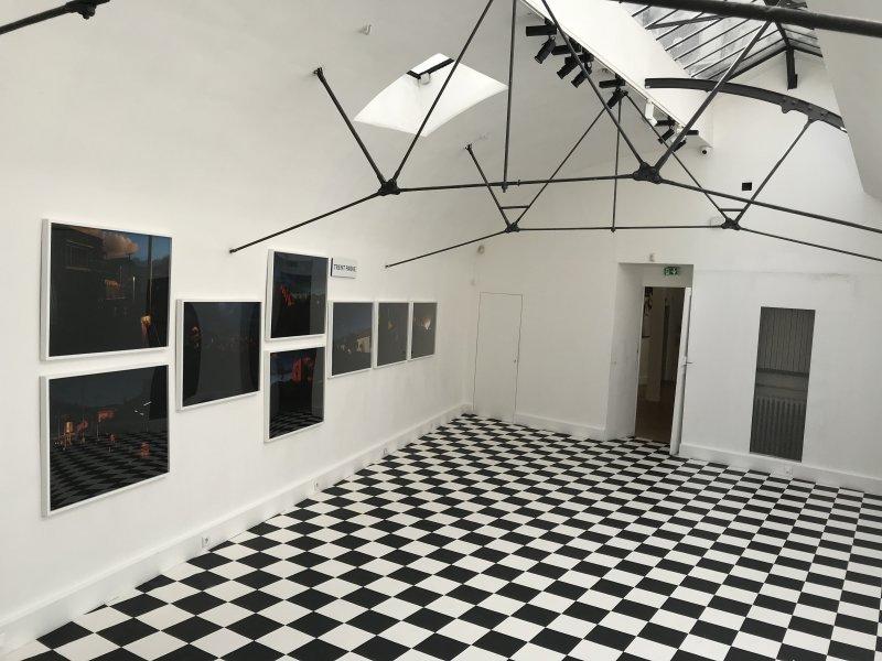 Vue de l'exposition Home, Seize photographes Magnum - Galerie Joseph (32)