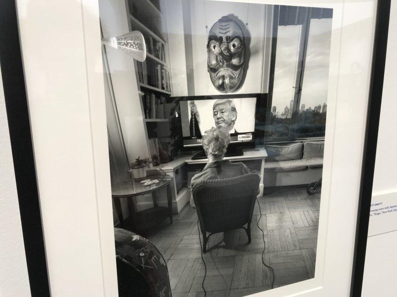 Vue de l'exposition Home, Seize photographes Magnum - Galerie Joseph (34)