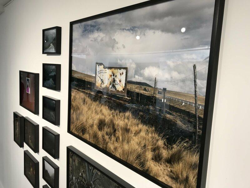Vue de l'exposition Home, Seize photographes Magnum - Galerie Joseph (35)