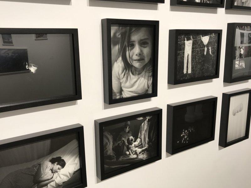 Vue de l'exposition Home, Seize photographes Magnum - Galerie Joseph (36)
