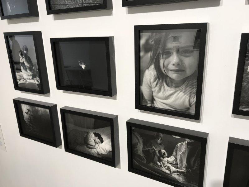Vue de l'exposition Home, Seize photographes Magnum - Galerie Joseph (4)