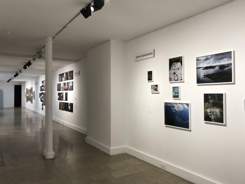 Vue de l'exposition Home, Seize photographes Magnum - Galerie Joseph (5)