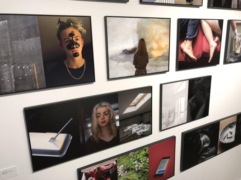 Vue de l'exposition Home, Seize photographes Magnum - Galerie Joseph (7)