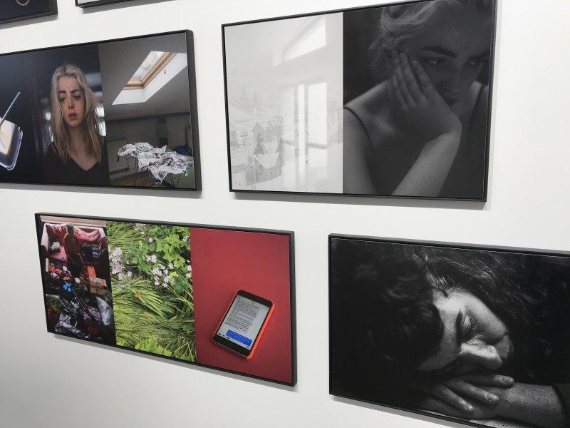Vue de l'exposition Home, Seize photographes Magnum - Galerie Joseph (9)