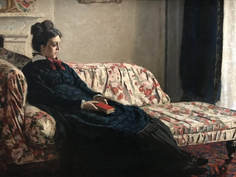 Vue de l'exposition Les Impressionnistes à Londres - Petit Palais (19)