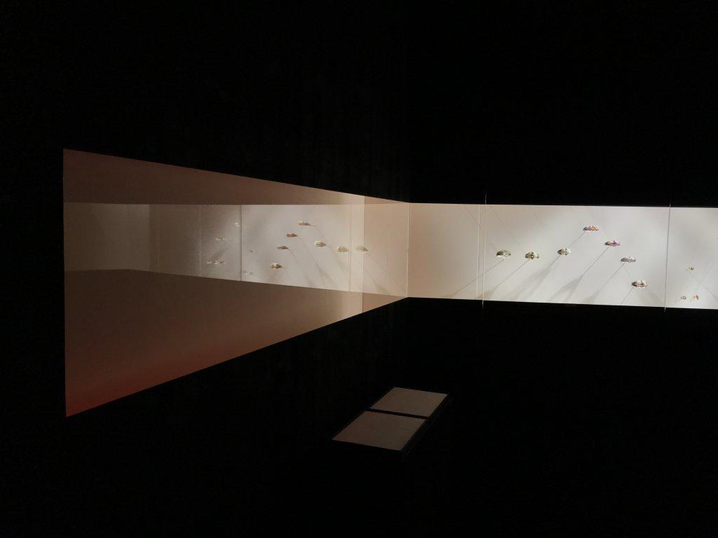 Vue de l'exposition Trésors d'Afrique - Salons Chaumet, Paris (22)