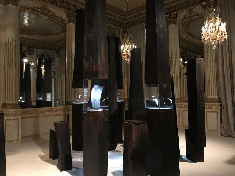 Vue de l'exposition Trésors d'Afrique - Salons Chaumet, Paris (32)