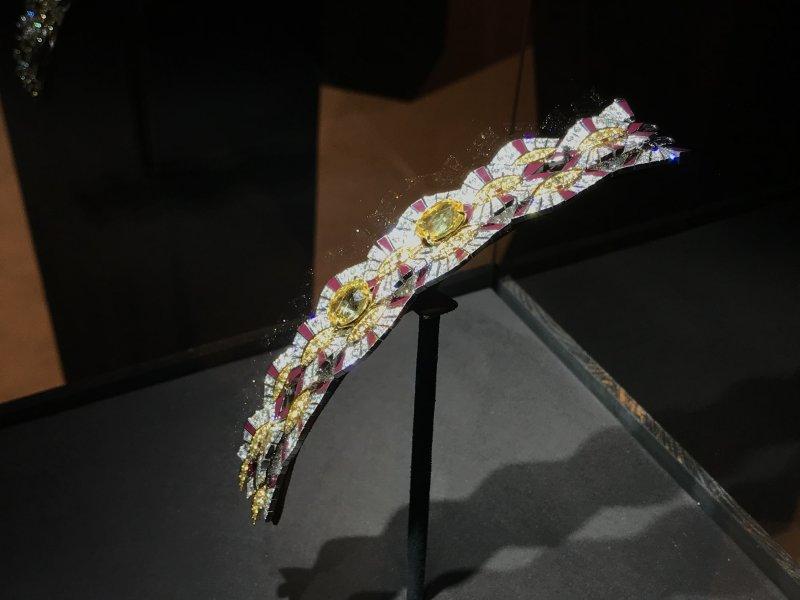 Vue de l'exposition Trésors d'Afrique - Salons Chaumet, Paris (8)