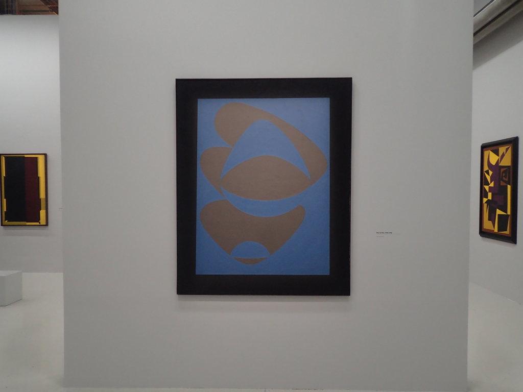 Vue de l'exposition Vasarely au Centre Pompidou, Paris (151)