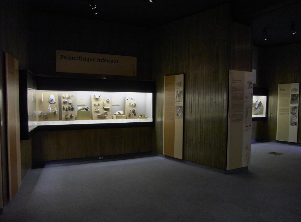 Vue des collections permanentes - Musée national d'archéologie, Saint Germain en Laye (11)