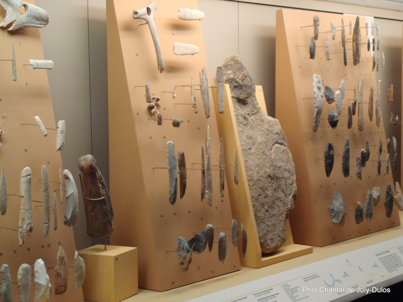 Vue des collections permanentes - Musée national d'archéologie, Saint Germain en Laye (18)
