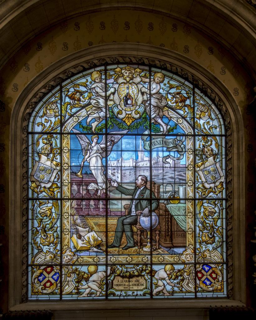 Vue du Palais Bénédictine, Fécamp (12)