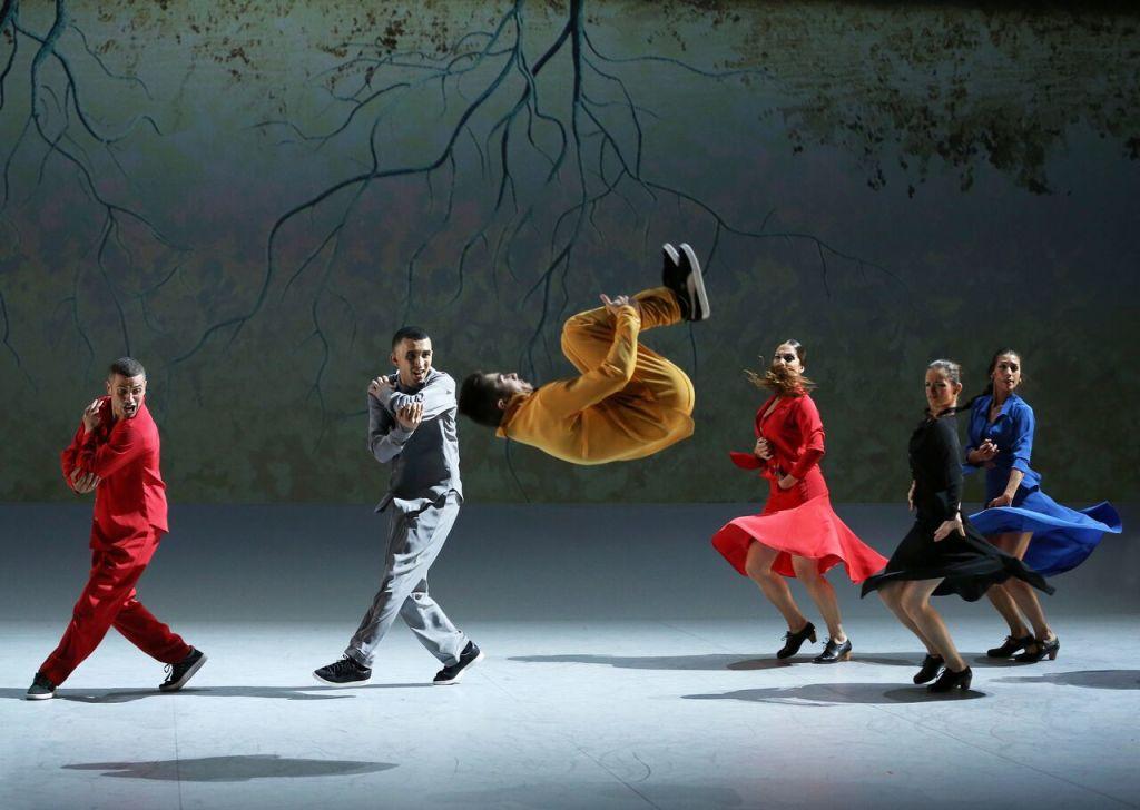 Y Olé ! chorégraphie de José Montalvo, Photographie de Patrick Berger, 2015 © Patrick Berger