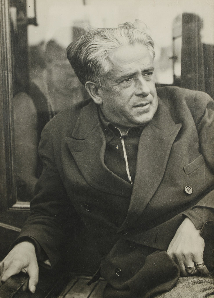 Man Ray, Francis Picabia à Saint-Tropez, vers 1935 - Picasso Picabia au Musée Granet à Aix-en-Provence.