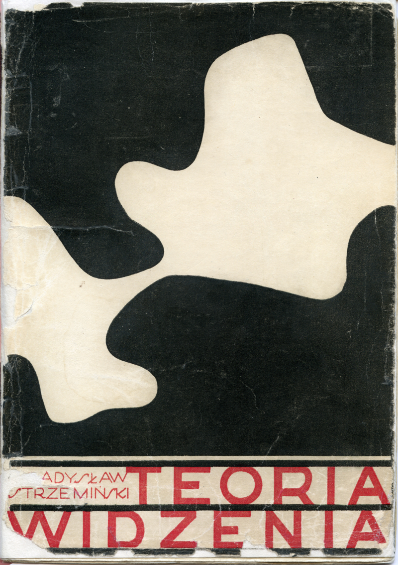 Władysław Strzemiński, Théorie de la vision, 1958