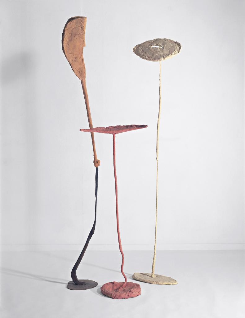 5. Franz West, Römische Allüre - 1984