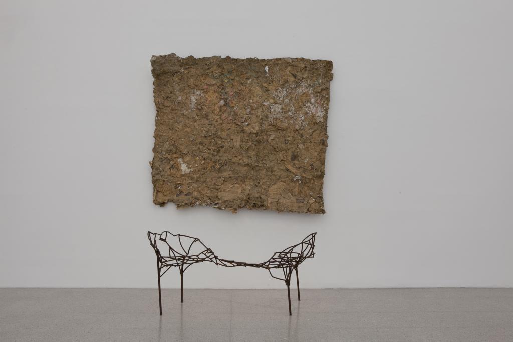 7. Franz West, Untitled, 1990