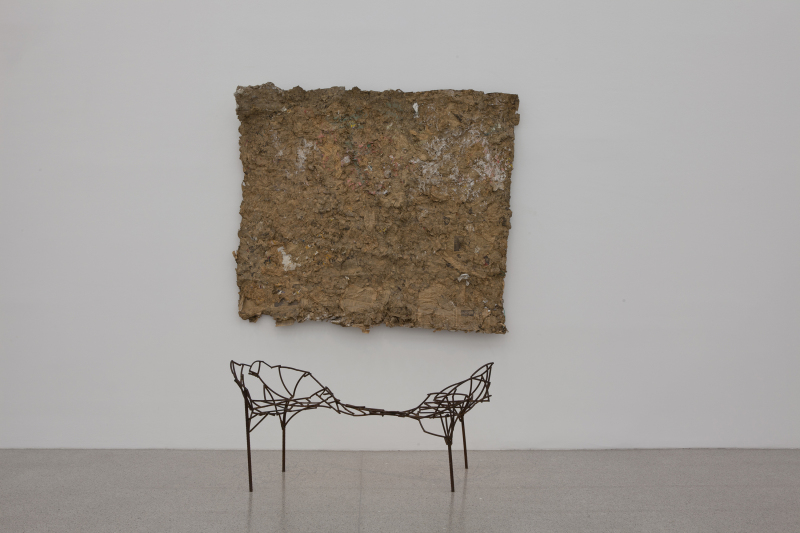 7. Franz West, Untitled, 1990