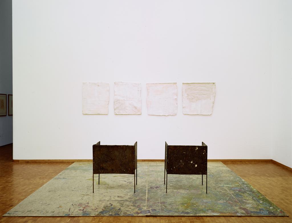 Museum Ludwig, ML, Franz West, Plural, 1995