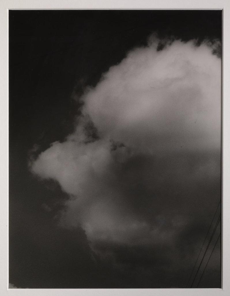 Bernard Frize, 9c. Nuage sur la côte Atlantique, 1988