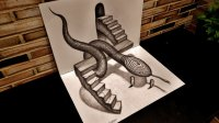 Art drawing 3D (2)