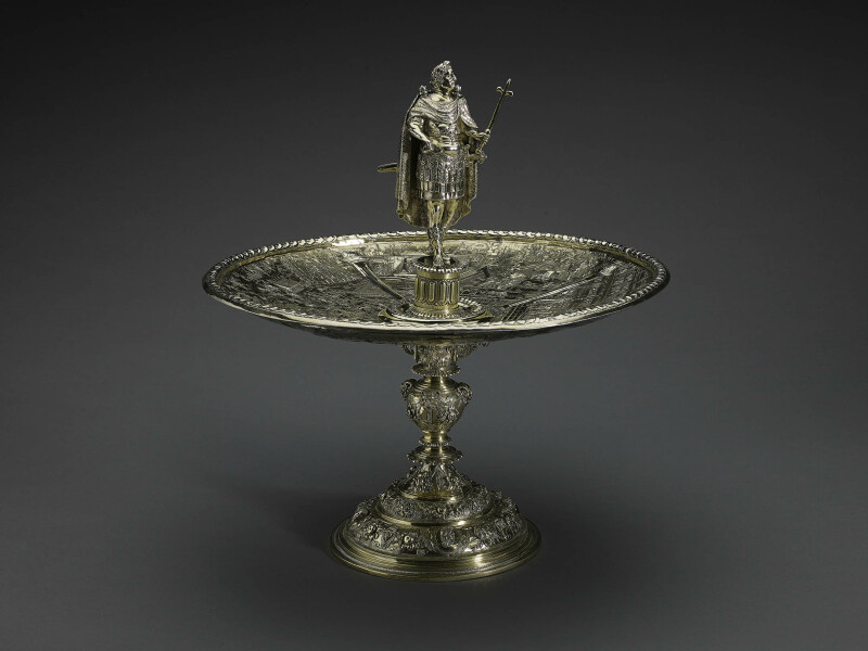 Coupe Aldobrandini à l'effigie de Vespasie, vers 1560-1580