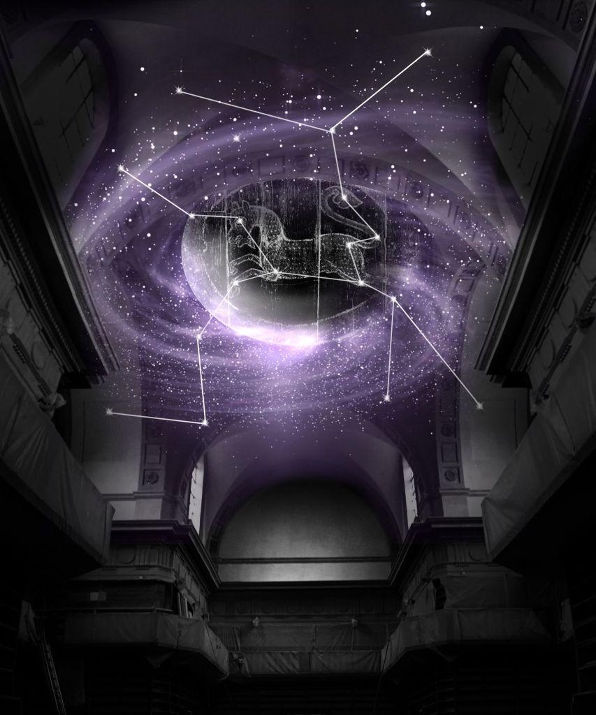 Constellations de Metz - Bestiaire étoilé