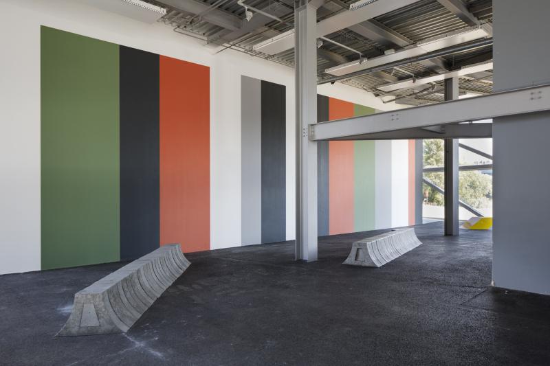 BLOCK architectes, Exposition Formes indexées, Ensa Nantes dans le cadre du Voyage à Nantes, 2018