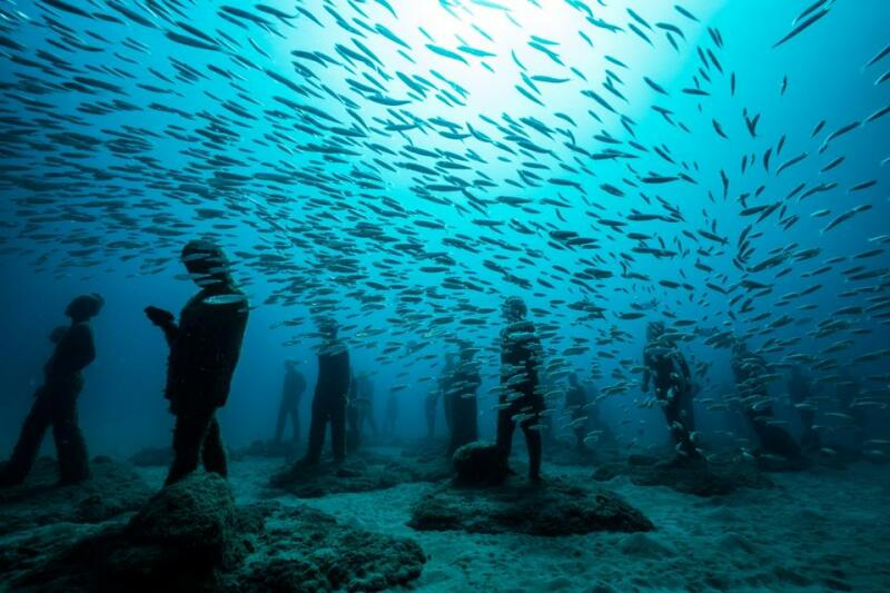 Canary-Islands-Underwater-Museum-Atlantico_Lanzarote_Jason-deCaires-Taylor_Sculpture