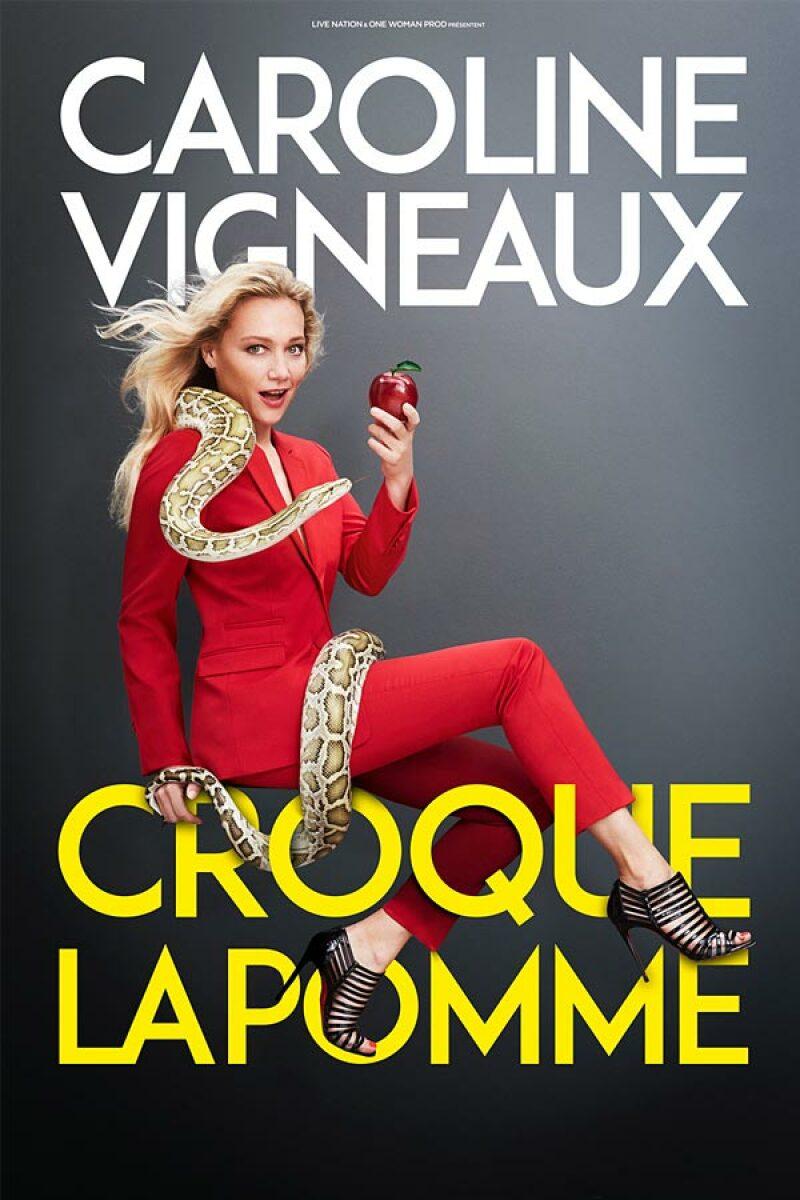 CAROLINE VIGNEAUX- Croque la pomme - Palais des glaces