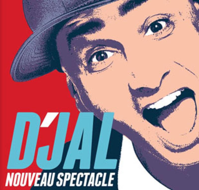 D-JAL au Théâtre Trévise, Paris