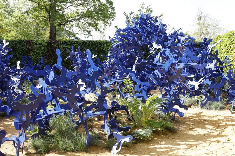 FESTIVAL DES JARDINS DE CHAUMONT SUR LOIRE 2018 - PHOTO : ERIC SANDER POUR LE DOMAINE