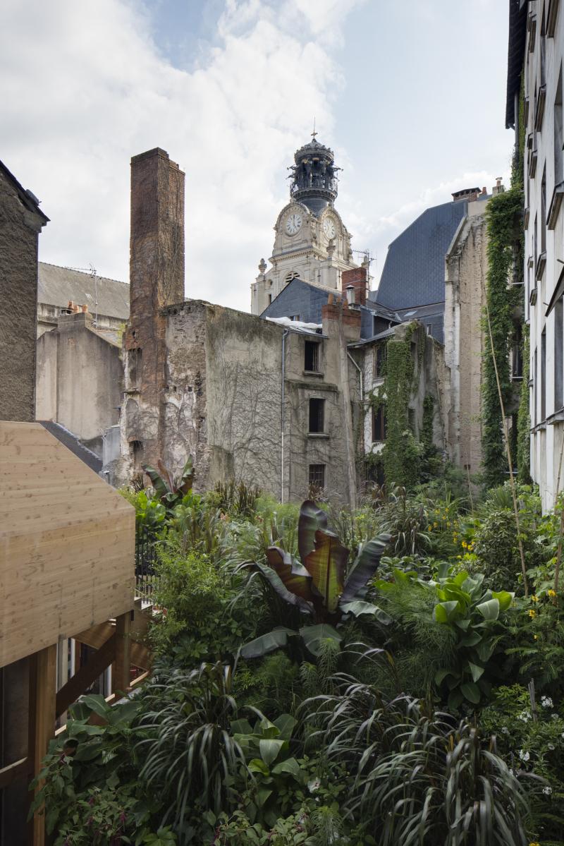 Evor, Jungle Intérieure, le Voyage à Nantes 2018