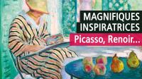 Inspirantes inspiratrices, Musée Bonnard
