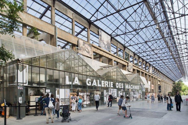 La Galerie des Machines de l'île, Nantes © Martin Argyroglo