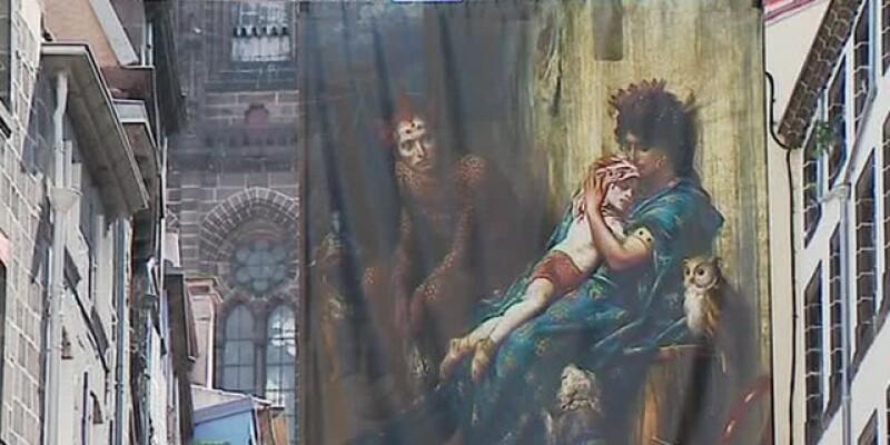 Les saltimbanques de Gustav Doré