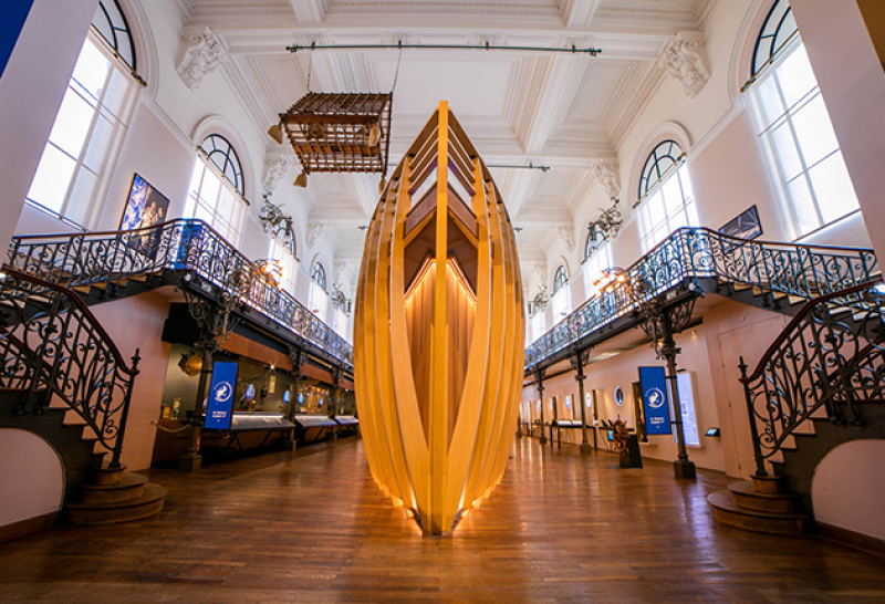 copyrights Musée océanographique de Monaco, tous droits réservés