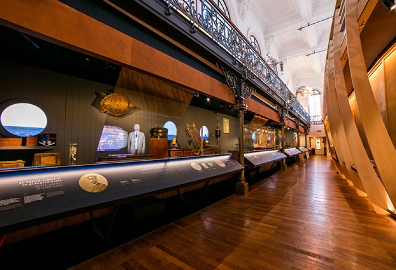 Monaco et l'Océan - Musée océanographique de Monaco 4