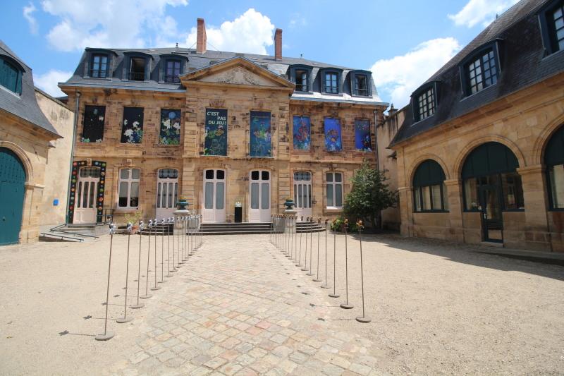 Musée de l'Illustration Jeunesse - Moulins