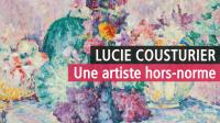 Musée de Vernon, Lucie Cousturier