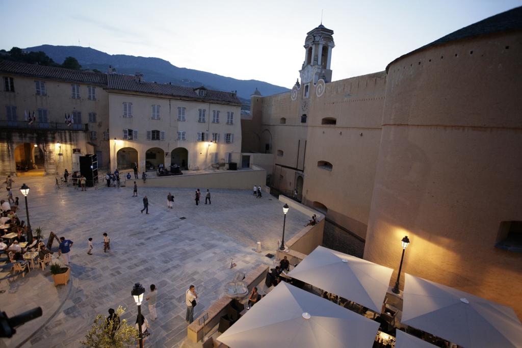 Donjon, Musée de Bastia