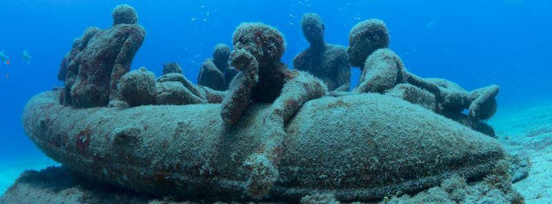 Museo-Atlantico-Lanzarote-Dive-College