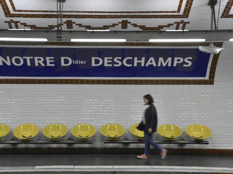Notre Didier Deschamps