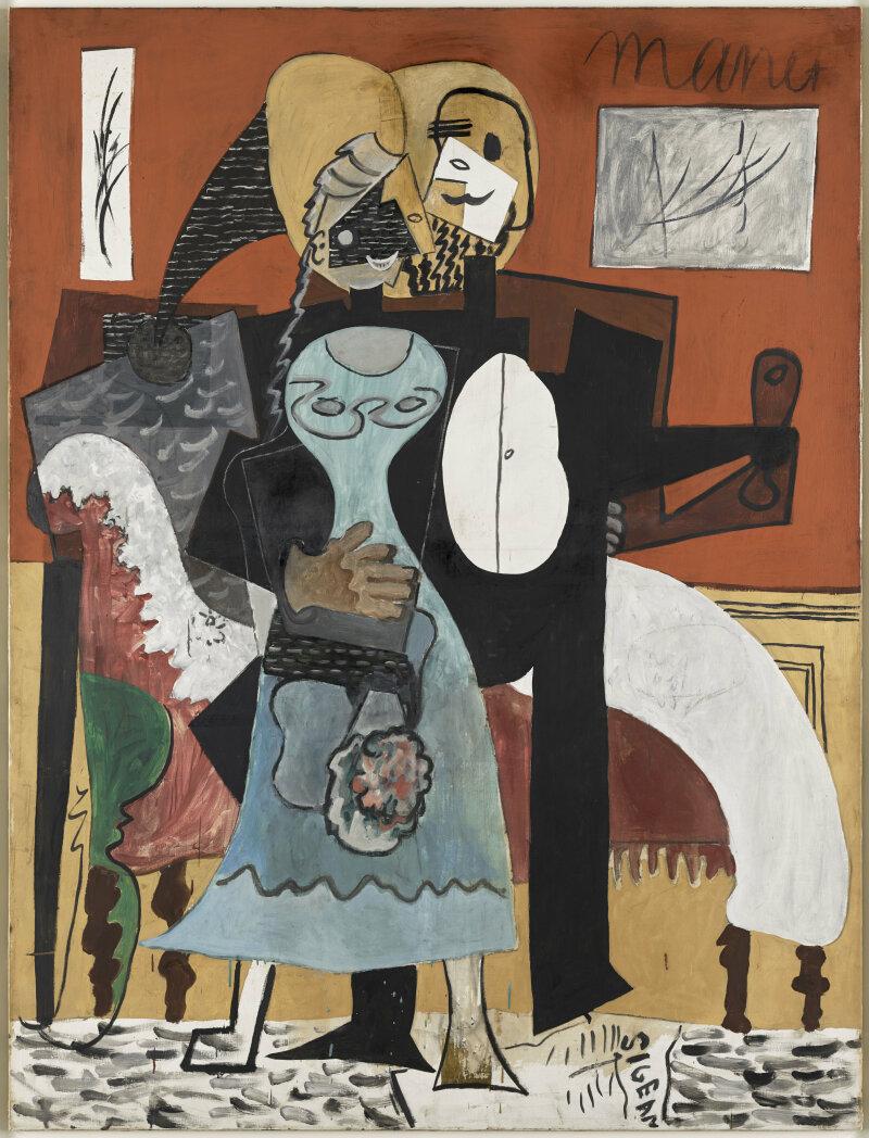 Picasso Pablo (dit), Ruiz Picasso Pablo (1881-1973). Paris, musée national Picasso - Paris. MP62.